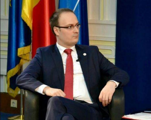 Bombă. Alexandru Cumpănaşu și-a anunțat candidatura la Cotroceni