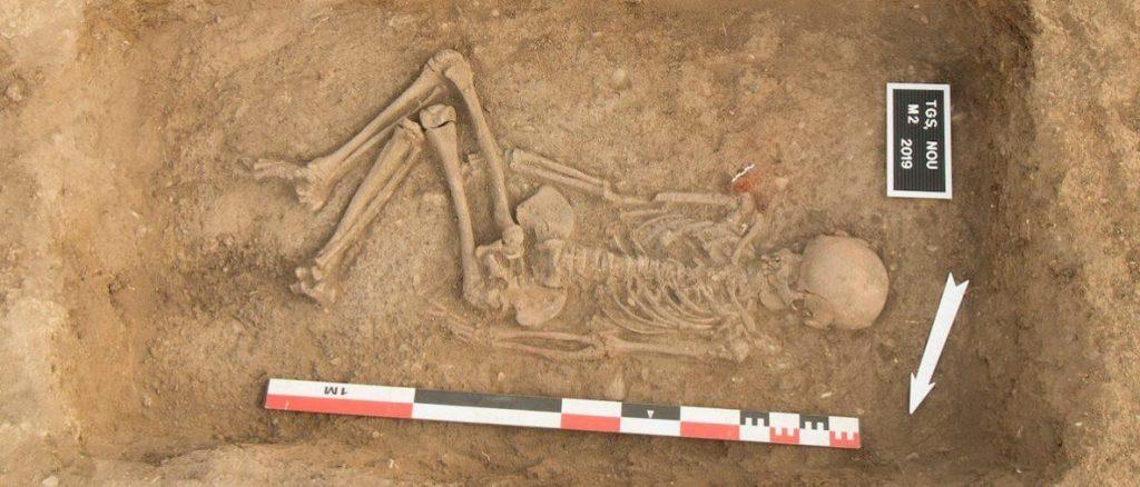 Extraordinara descoperire arheologică din România, care aduce noi informații despre europeni