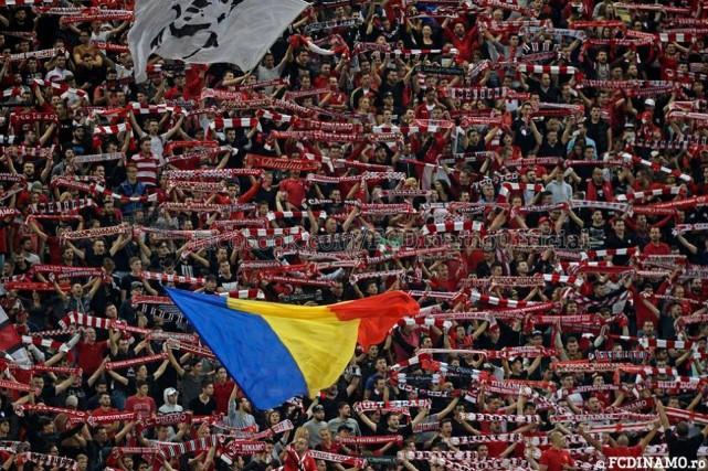 """TEROARE la Dinamo. Scandalul a atins punctul culminant. Ultrașii """"mascați"""" au devastat tot"""
