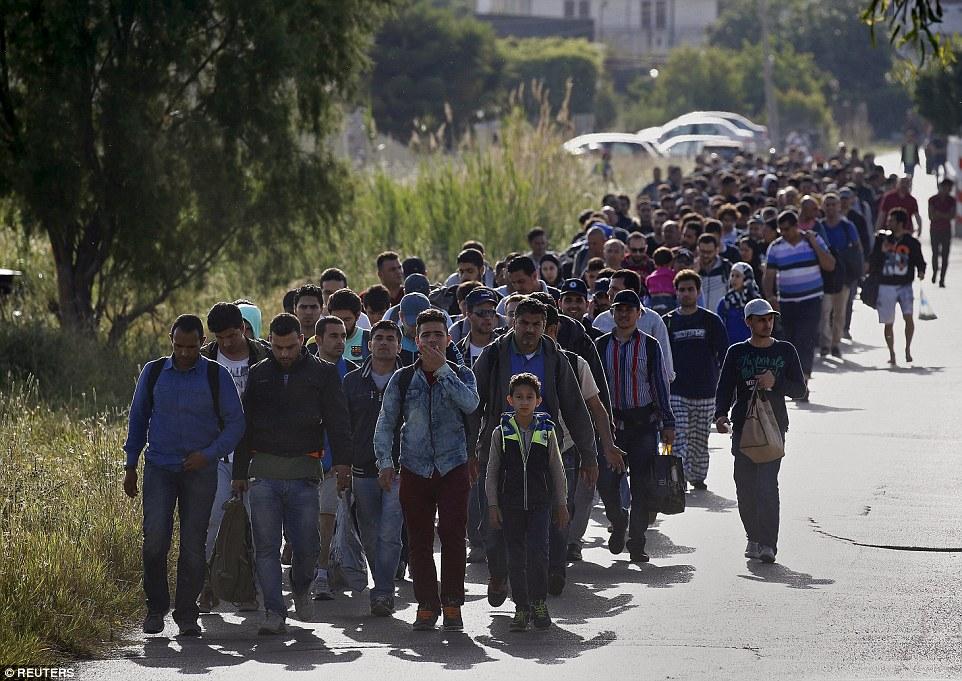 Vin migranții! Pe cine va prelua România