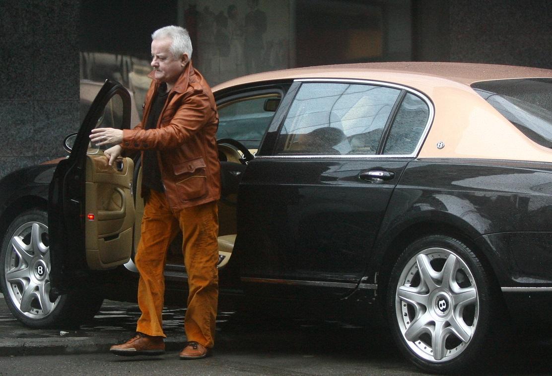 Irinel Columbeanu, falit?! Și-a scos limuzina la vânzare. Ce preț cere pentru Bentley