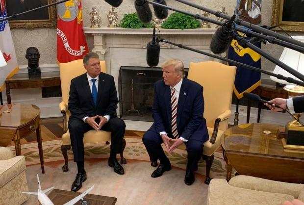 Trump are o singură soluție pentru corupţia din România. Ce a stabilit după întâlnirea cu Iohannis