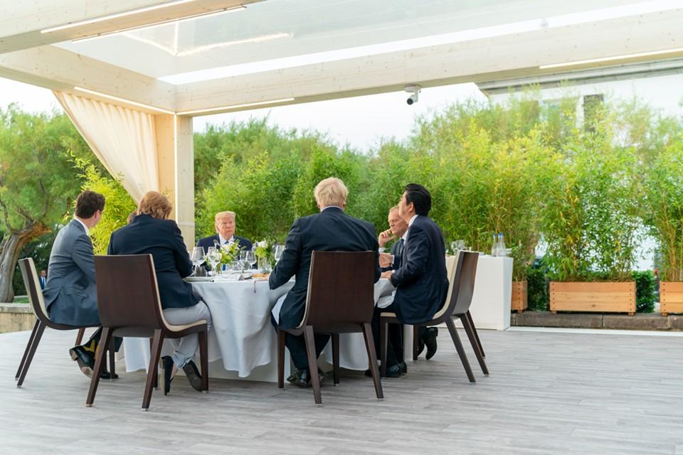 G7: Ce i-a promis Trump lui BorisJohnsondacă va ieși din UE