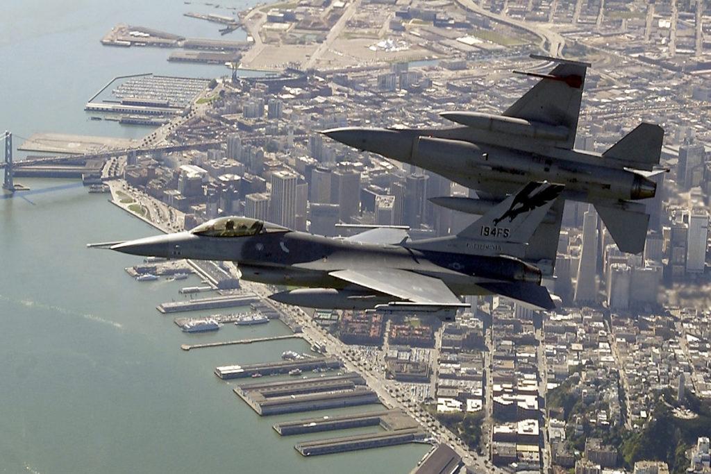 Alertă mondială! SUA și Canada și-au mobilizat avioanele de vânătoare. Breaking News