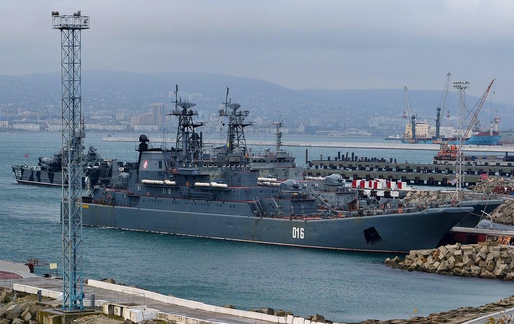 Rusia își consolidează forțele în Marea Mediterană. Marina rusă va deschide un șantier naval în Siria