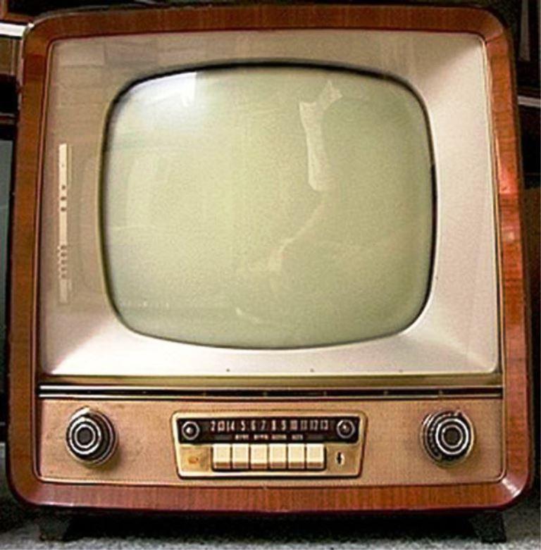 Prima emisiune experimentală de televiziune din România