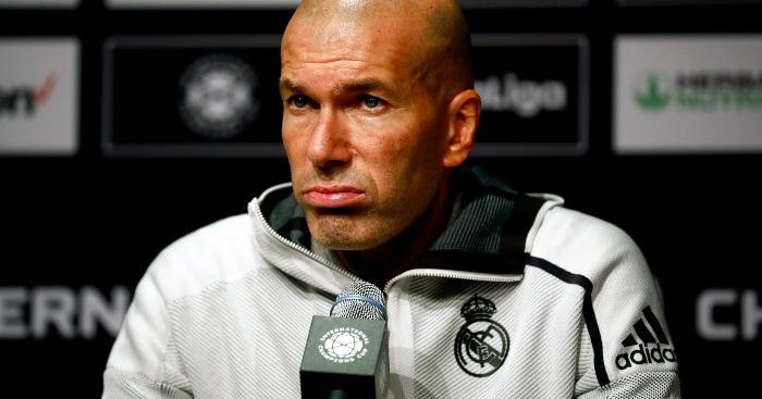 """Reacția dură a lui Zinedine Zidane, după primul meci al lui Real Madrid în fața propriilor fani: """"Nu pot fi calm…"""""""