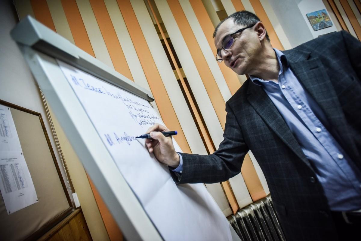 Directorul executiv al Camerei de comerț Sibiu, colaborator al Securității