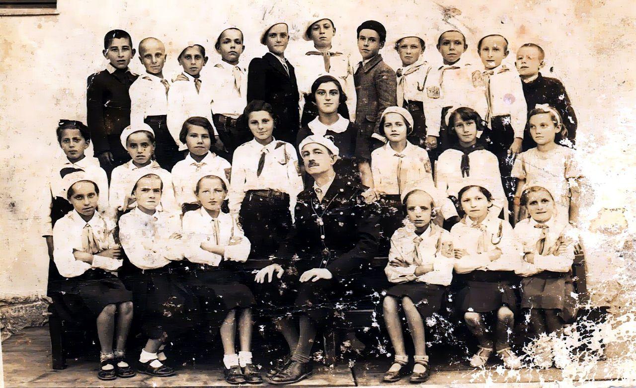 Străjerii României la 1938