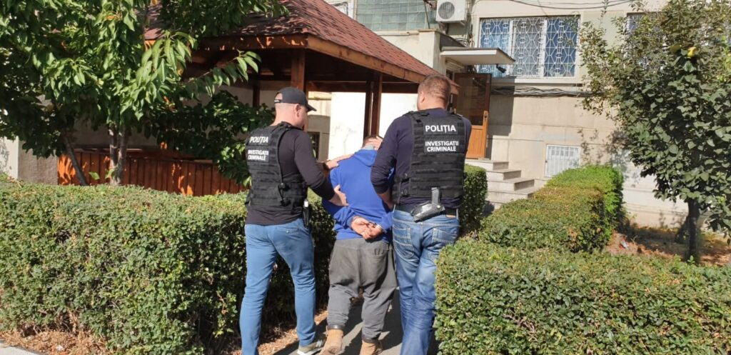 Breaking news. Un român membru al Cosa Nostra, arestat în România