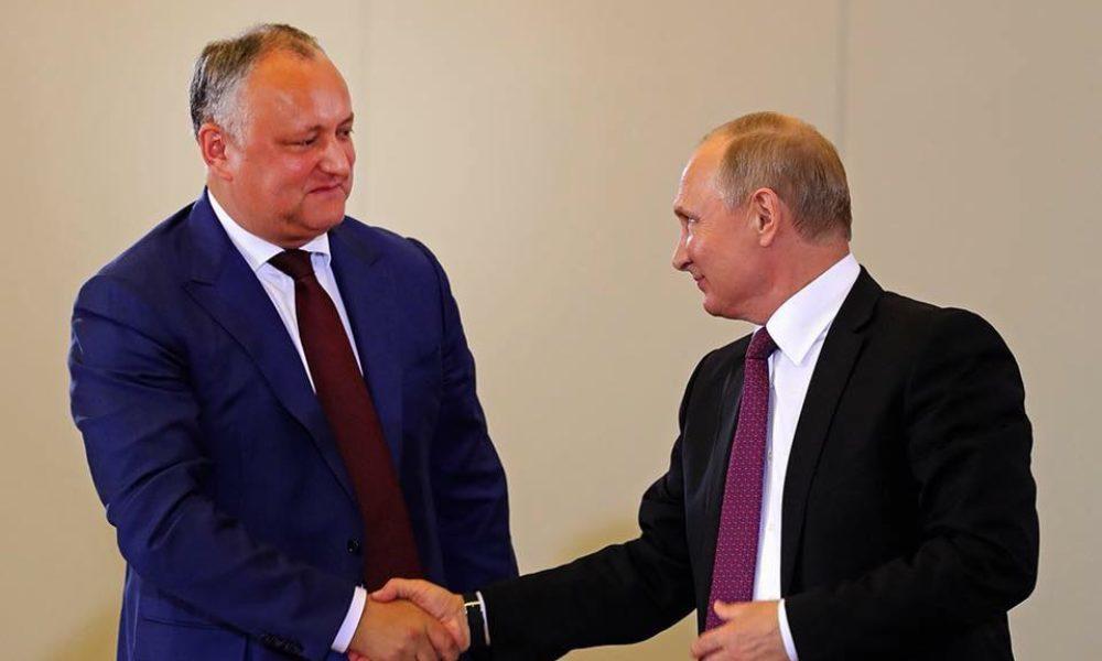 Tensiunile dintre Igor Dodon și Maia Sandu iau amploare. Președintele Republicii Moldova trage semnalul de alarmă | Evenimentul Zilei