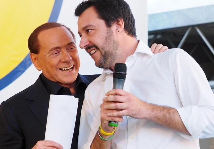 Scena politică italiană trece prin transformări grele: Berlusconi a cedat în faţa lui Salvini