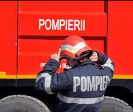 Întâmplare incredibilă într-o biserică din România. Pompierii au fost uluiți