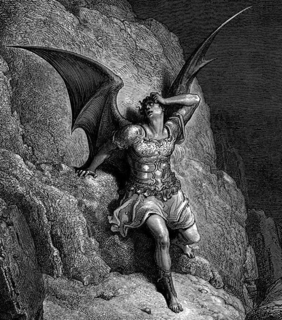 Mesaj despre Satan, ascuns timp de 352 de ani