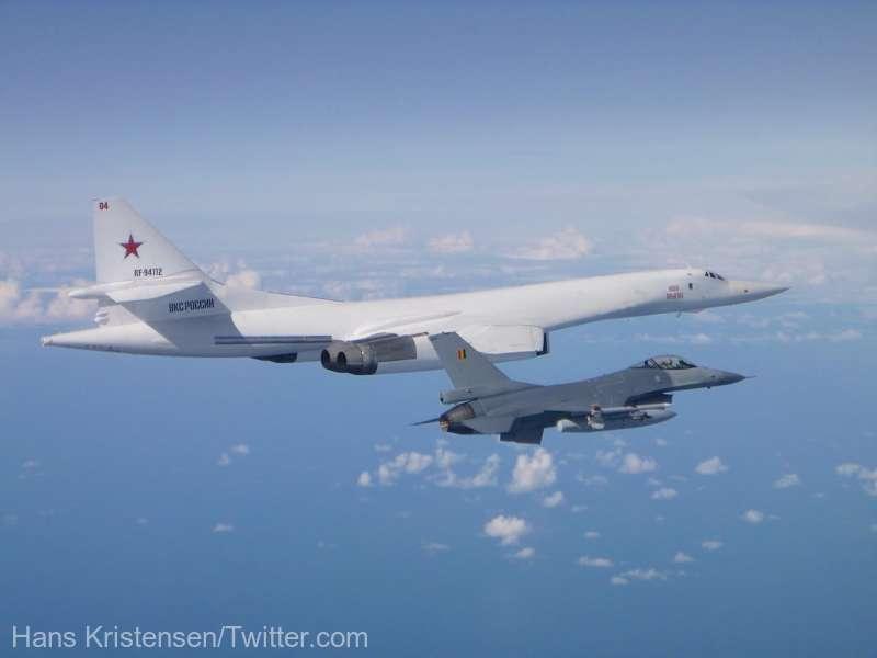 Alertă militară. Avioane rusești Tupolev Blackjack și Suhoi 27 au intrat în spațiul NATO