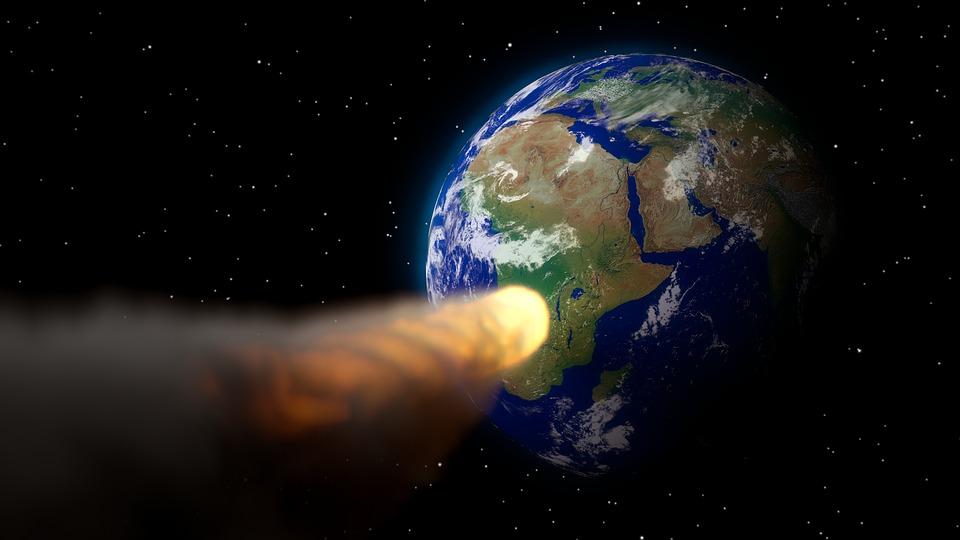 Asteroid prăbușit în largul coastelor Mexicului. Viața de pe Terra, modificată radical