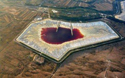 Alertă națională. Românii, în pericol! Contaminare cu cianură și materiale grele