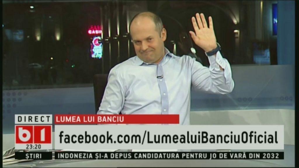 Bombă mondenă! Radu Banciu intră în politică?! Vorbe incredibile despre politicienii români