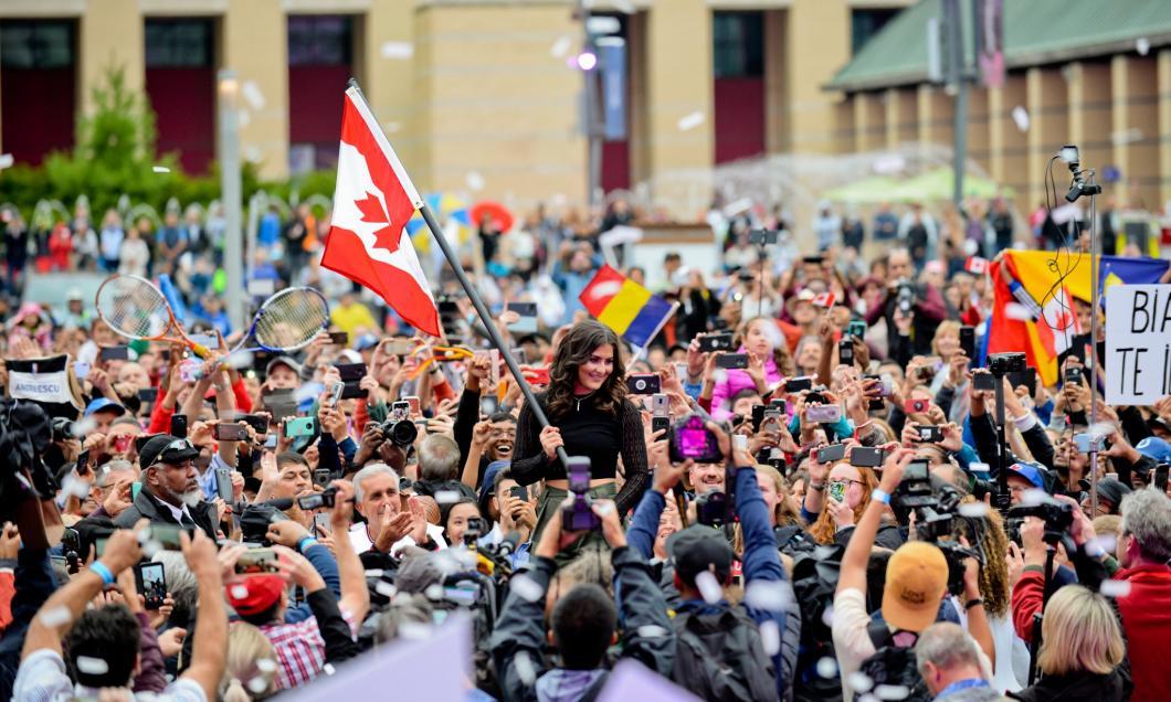 Premierul Canadei, mesaj emoționant pentru părinții Biancăi Andreescu. Jucătoarea, celebrată în orașul natal | VIDEO