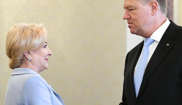 """Dăncilă, declarație bombă! """"Luăm în calcul şi suspendarea preşedintelui"""""""