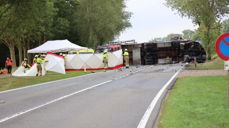 Olandezul fugar a murit! Imagini de la locul accidentului. Dezvăluiri terifiante