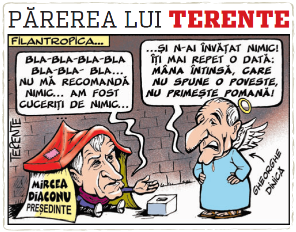 Părerea lui Terente – luni, 30 septembrie 2019