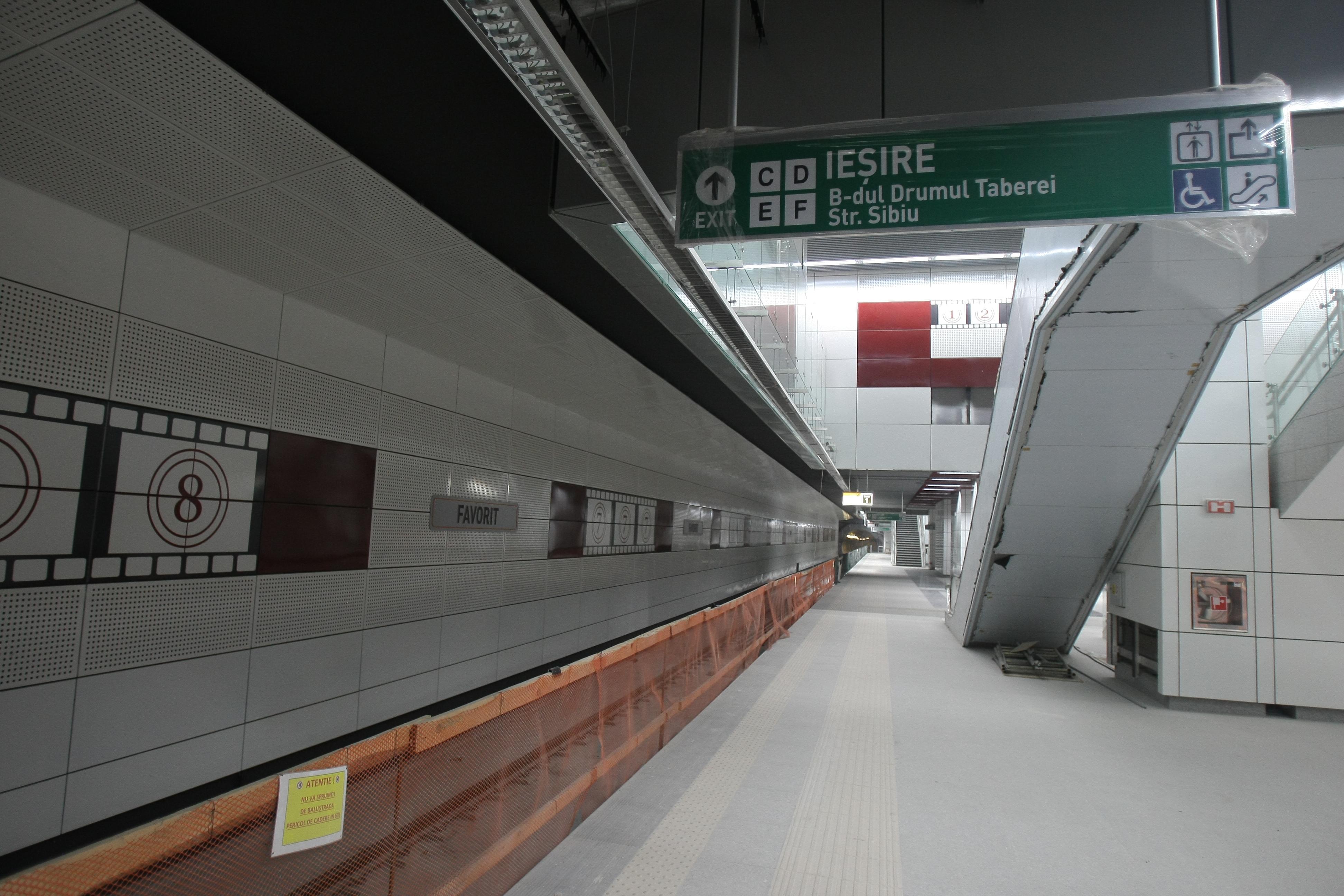 Metroul din Drumul Taberei rămâne doar un vis. Metrorex a făcut anunțul