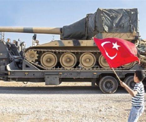 UE reacționează la atacurile Turciei! Decizie majoră privind armele livrate