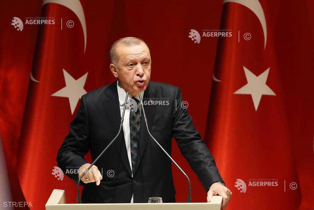 """Erdogan continuă atacurile militare în Siria. Trump ameninţă: """"vom anihila!"""""""