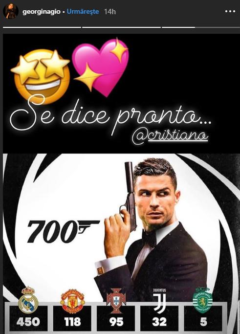 Cristiano Ronaldo a devenit Agentul 700