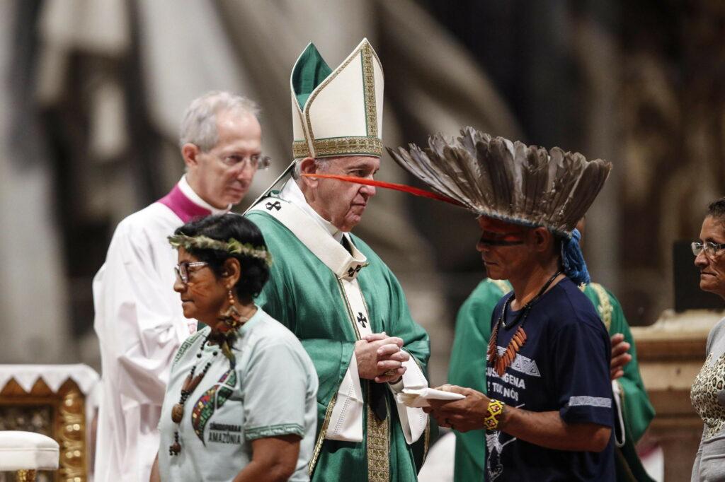 Păgânism și homosexualitate la Vatican