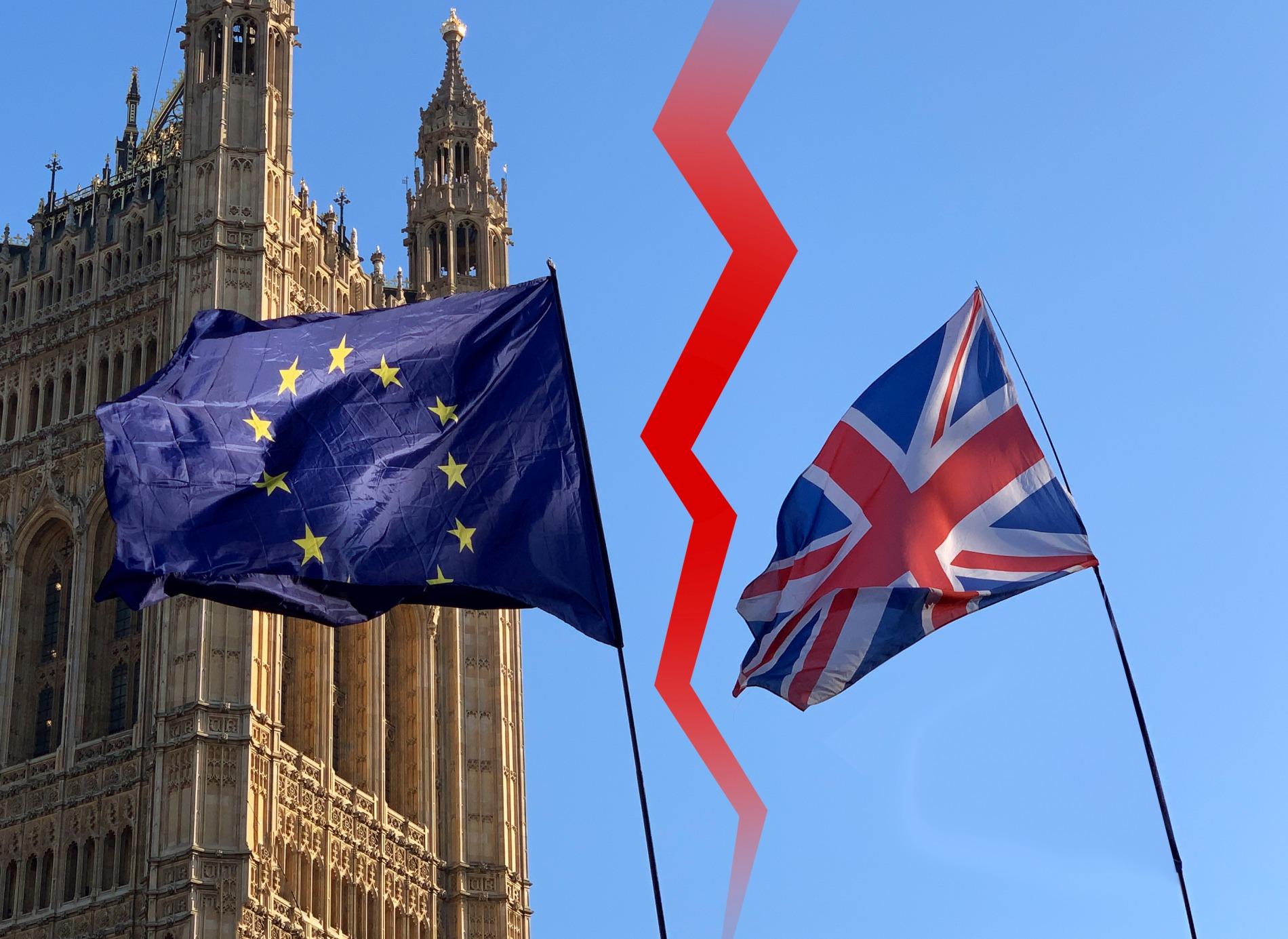 Este oficial! Parlamentul European a ratificat ieșirea Marii Britanii din UE
