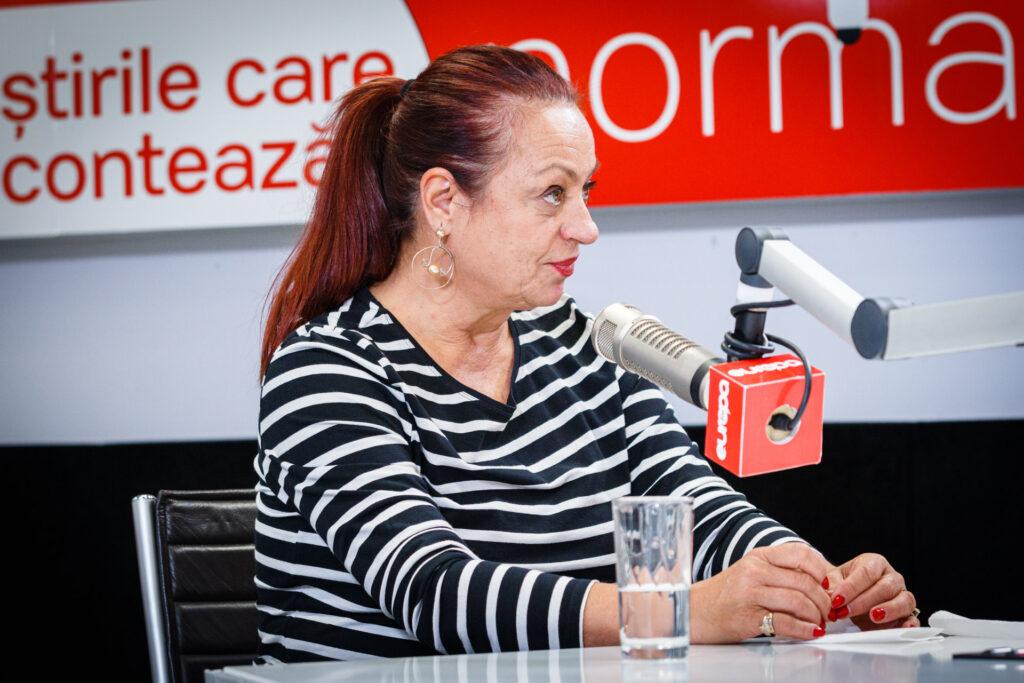 Despre noi – Ora De Teatru – Cursuri actorie pentru tineri ...   Adriana Trandafir