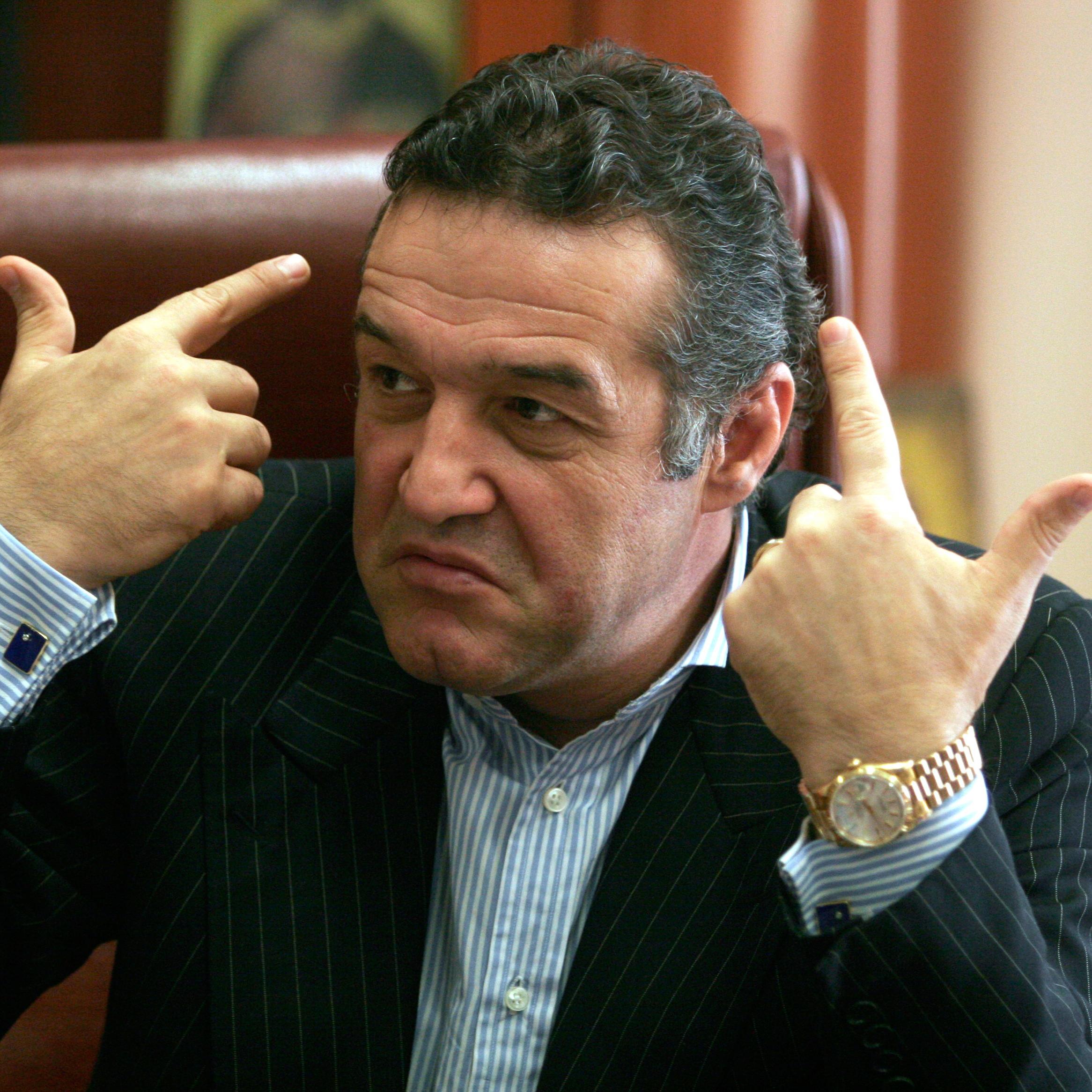 Gigi Becali: Dacă Dinamo era puternică, Steaua lua 6-7 goluri, la cum am jucat!