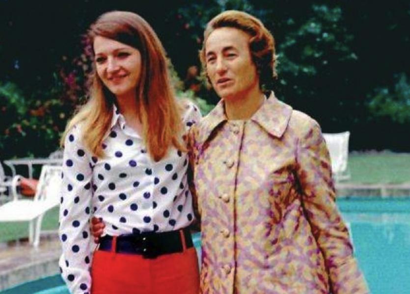 Petre Roman, urmărit din boscheți de cea mai puternică femeie din România