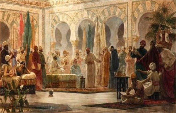 Califul care a avut un harem cu 6.300 de femei