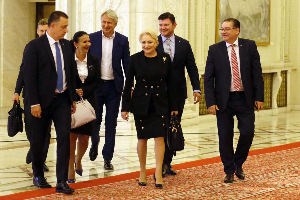 Decizie în noapte la PSD. Dăncilă a anunțat schimbarea. Noul vârf de lance al partidului