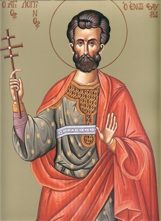 Sfântul zilei: Paznicul Crucii. Calendar creștin ortodox