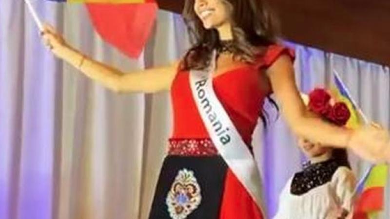 România are cea mai frumoasă femeie din lume! Câștigătoarea Miss Planet 2019