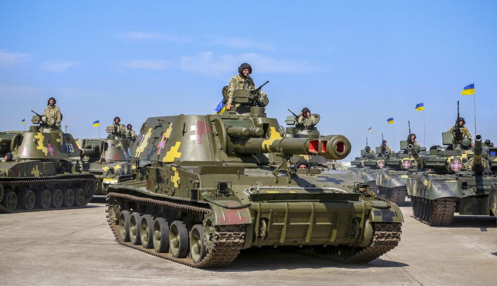 Mișcări ample de trupe la granița României! Putin a bătut cu pumnul în masă