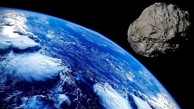 Alertă la NASA. Un asteroid imens trece pe lângă Pământ, în aprilie. Care e pericolul