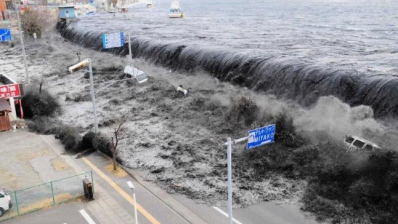 Cutremur devastator urmat de un taifun ucigător. Peste 70 de persoane au murit