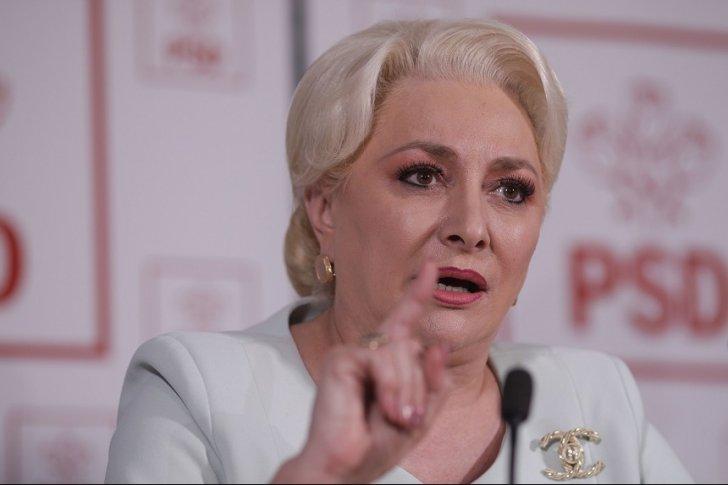 """Dăncilă aruncă bombă în Justiție. """"Este o situație foarte dificilă"""""""