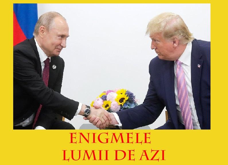 Rușii își impun propria pace în Orientul Mijlociu! Nu cumva Trump l-a păcălit pe Putin?