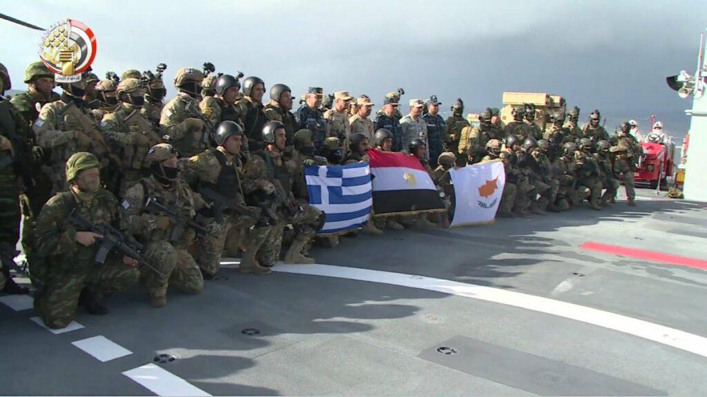 Grecia, Egiptul și Ciprul au pus bazele unei alianțe împotriva lui Erdogan în estul Mării Mediterane