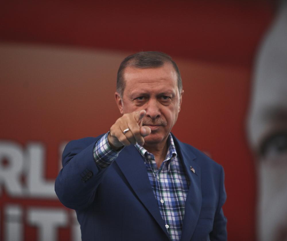 Cod roșu la Marea Neagră. Turcia și-a pregătit bomba nucleară. Erdogan nu mai are limite