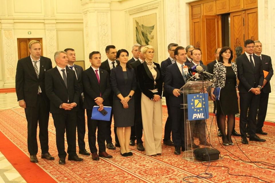 A doua zi de foc pentru Guvernul Orban II. Continuă audierile în Parlament