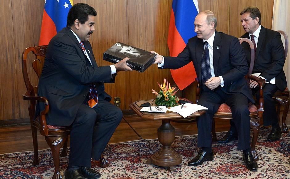 Putin și Maduro au bătut palma! Petrolul Venezuelei trece în mâna rușilor
