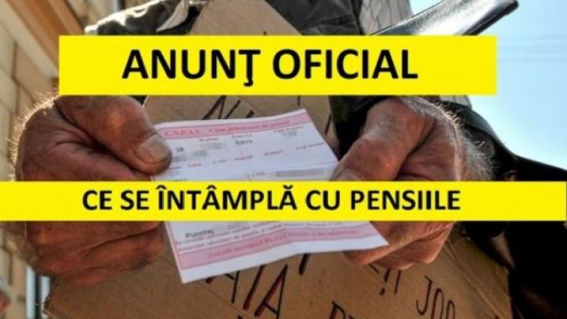 Veste așteptată de milioane de români. Ce se întâmplă cu pensiile