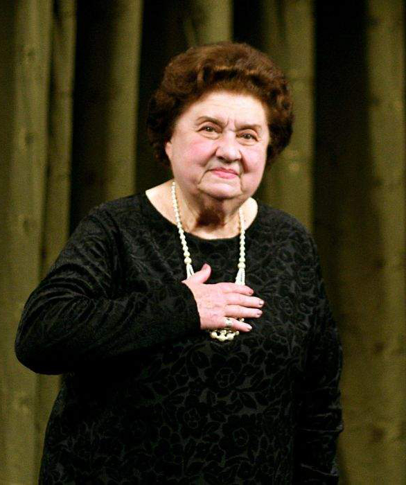 """Lacrimi și durere după moartea Tamarei Buciuceanu. """"Tanti Tama, vă mulţumim"""""""